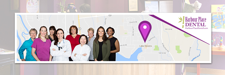 Lake Stevens Dentists  Harbour Place Dental (425) 493-8111